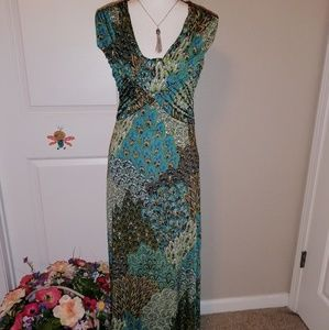 MT Collection Maxi Dress